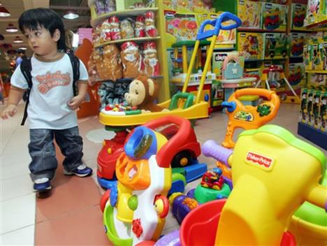 fabricas de juguetes:
